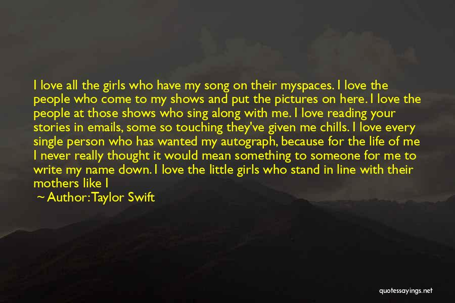 Love Radio Quotes By Taylor Swift