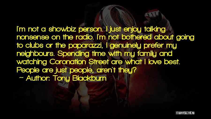 Love Radio Quotes By Tony Blackburn