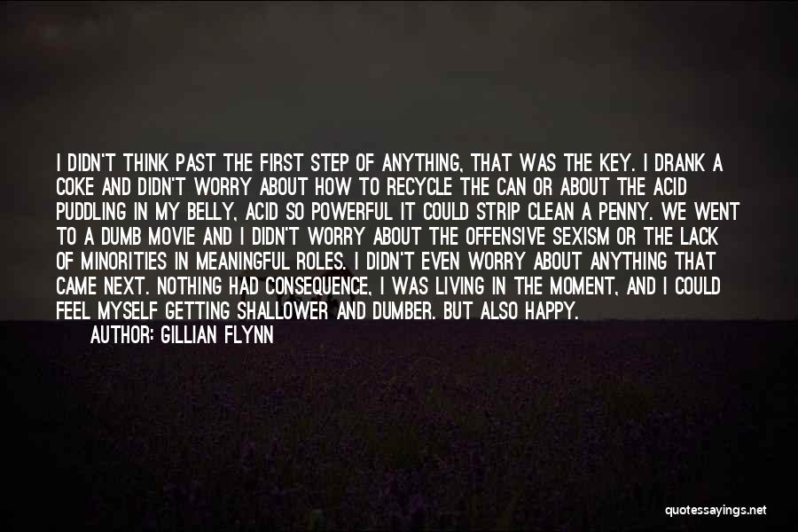 Love Recycle Quotes By Gillian Flynn