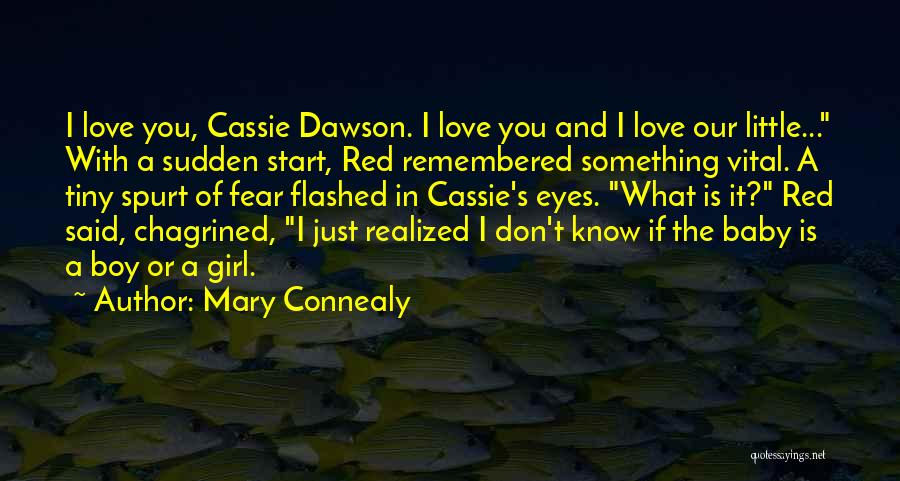 Love Remembered Quotes By Mary Connealy