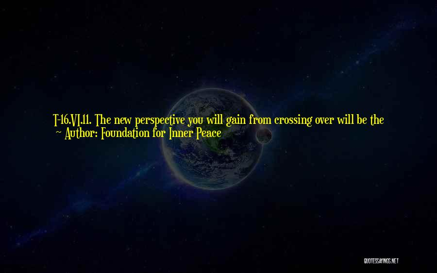 Love Returns Quotes By Foundation For Inner Peace