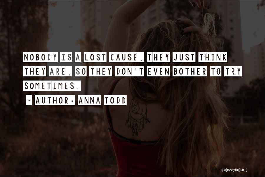 Love Second Chances Quotes By Anna Todd