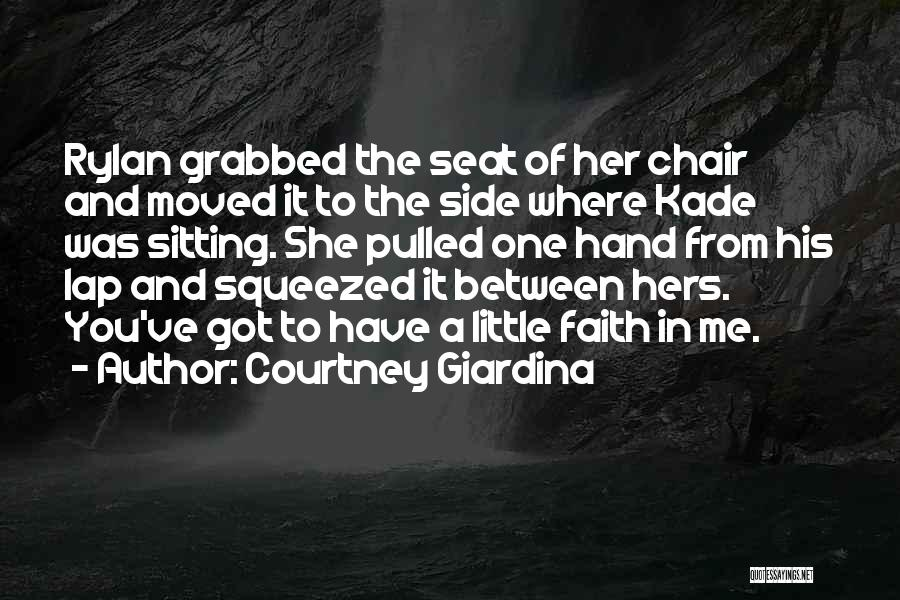 Love Second Chances Quotes By Courtney Giardina
