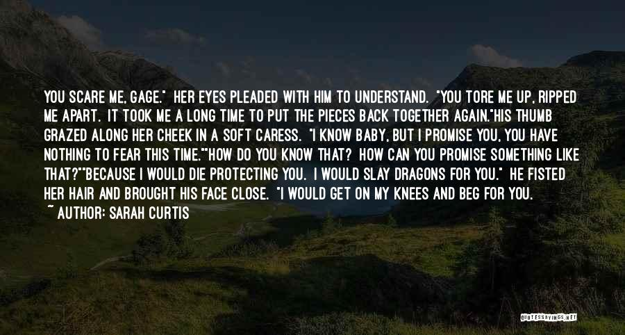 Love Second Chances Quotes By Sarah Curtis