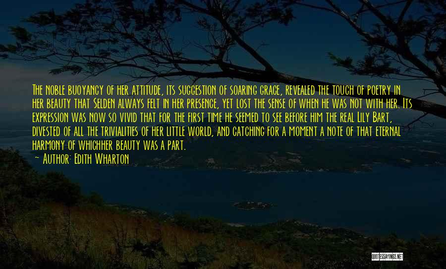 Love Suggestion Quotes By Edith Wharton
