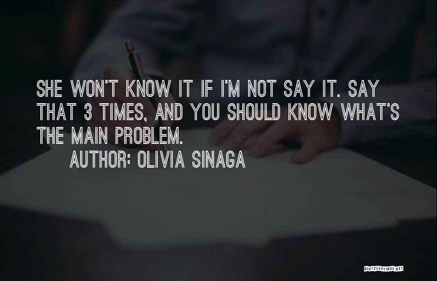 Love That Woman Quotes By Olivia Sinaga