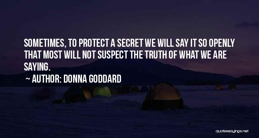 Love The Spirit Quotes By Donna Goddard