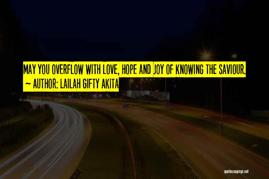 Love The Spirit Quotes By Lailah Gifty Akita