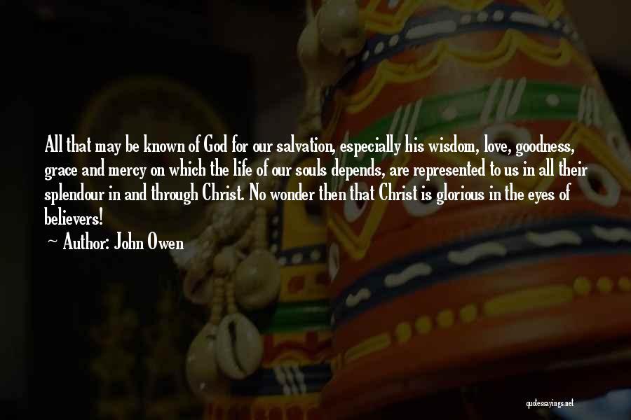 Love Through Eye Quotes By John Owen