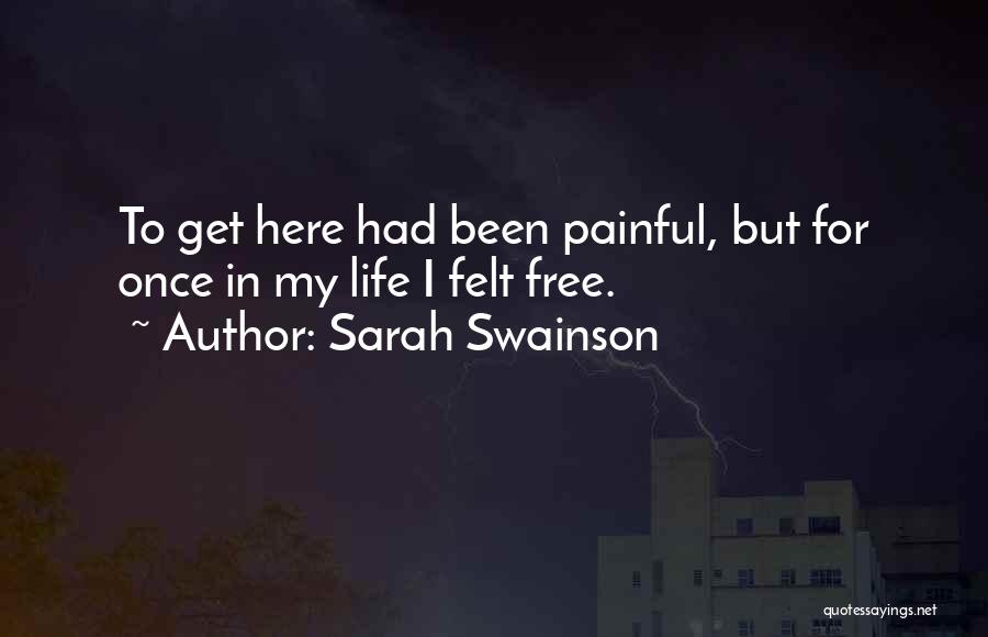 Love To Family Quotes By Sarah Swainson