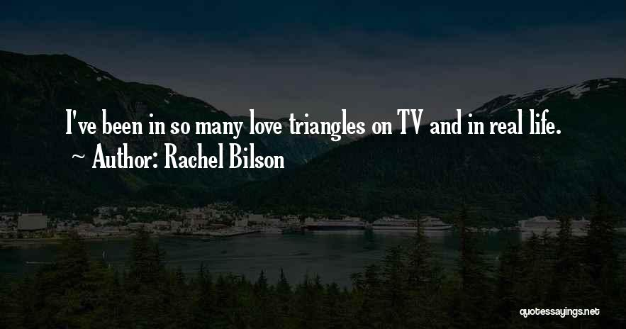 Top 30 Quotes & Sayings About Love Triangles