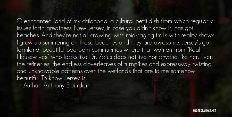 Love Twisting Quotes By Anthony Bourdain