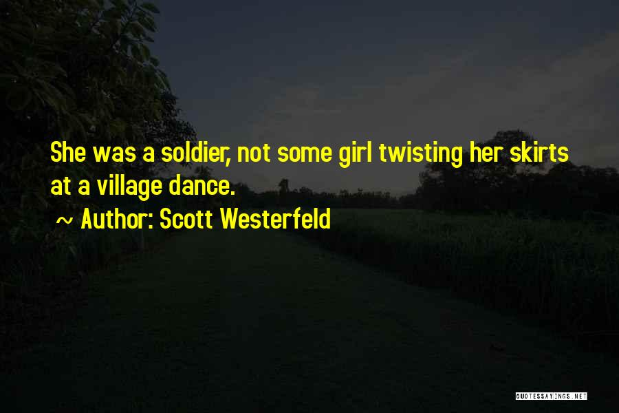 Love Twisting Quotes By Scott Westerfeld