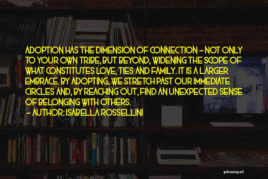 Love Unexpected Quotes By Isabella Rossellini
