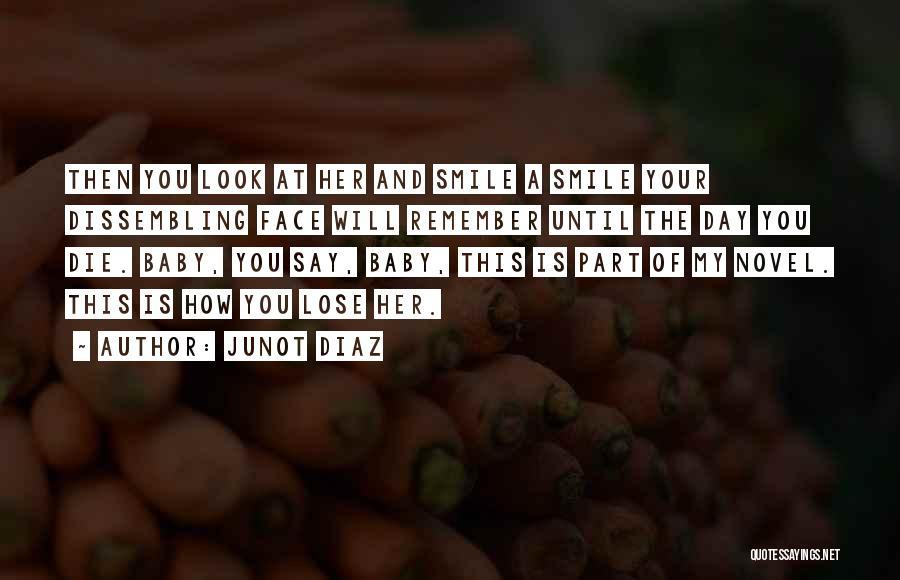 Love Until Die Quotes By Junot Diaz
