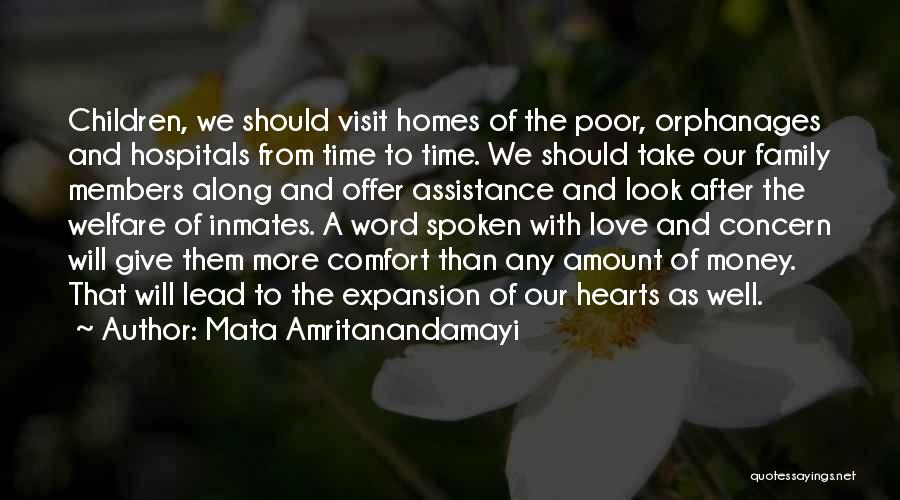 Love Well Quotes By Mata Amritanandamayi
