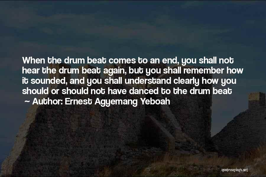 Love Wisdom Quotes By Ernest Agyemang Yeboah