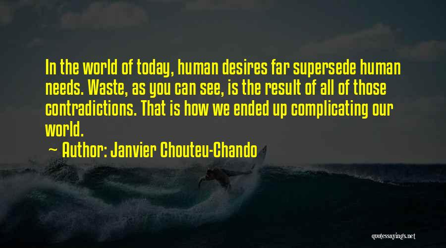 Love Wisdom Quotes By Janvier Chouteu-Chando