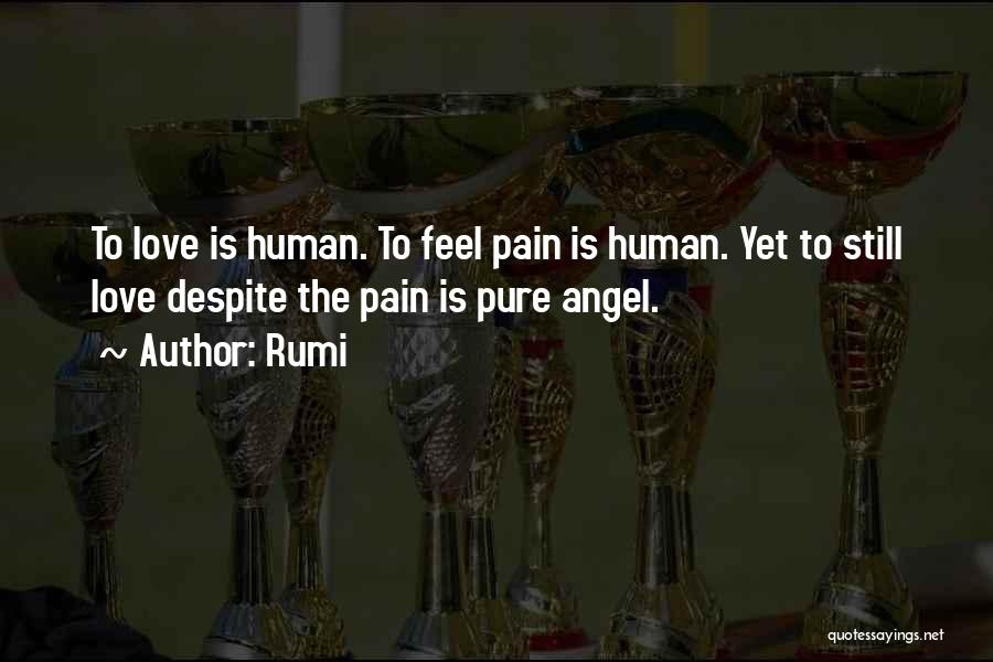 Love Wisdom Quotes By Rumi