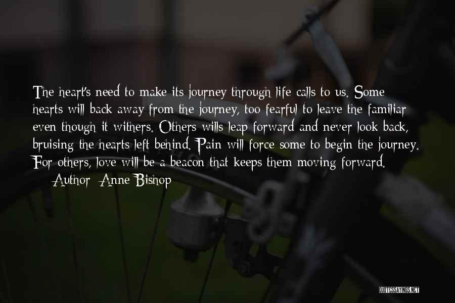 Love Withers Quotes By Anne Bishop