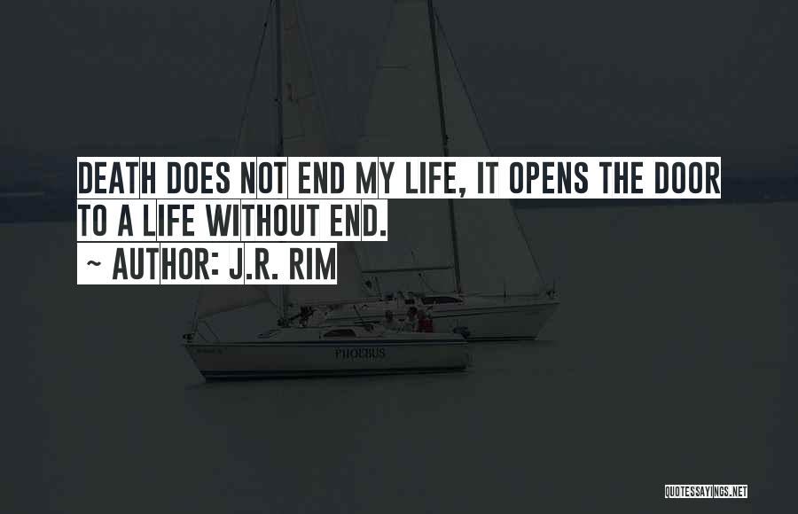 Love Without End Quotes By J.R. Rim