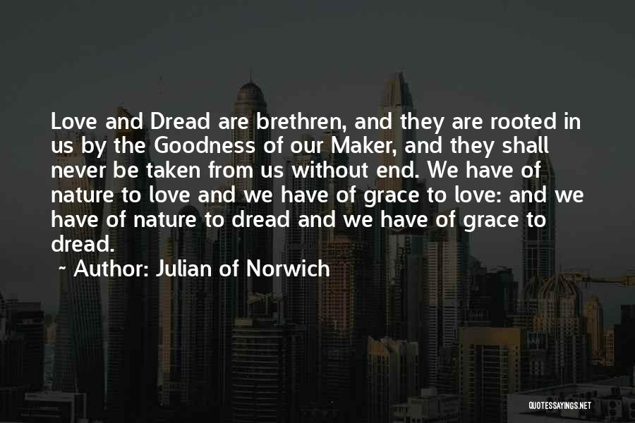 Love Without End Quotes By Julian Of Norwich