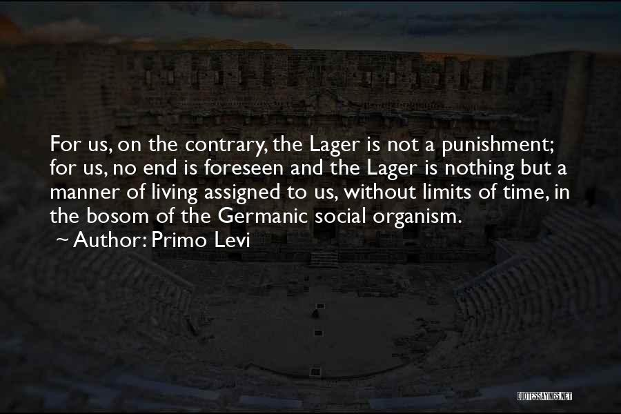 Love Without End Quotes By Primo Levi