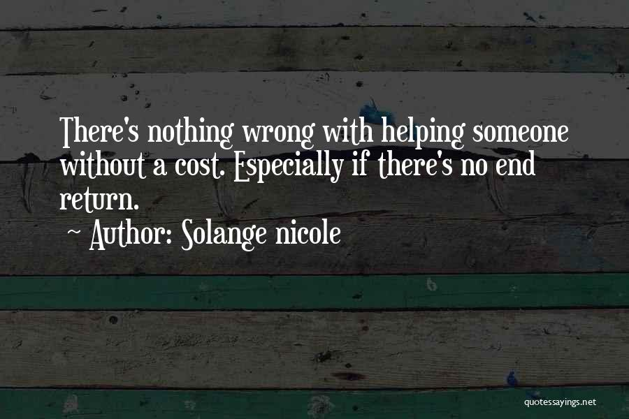 Love Without End Quotes By Solange Nicole