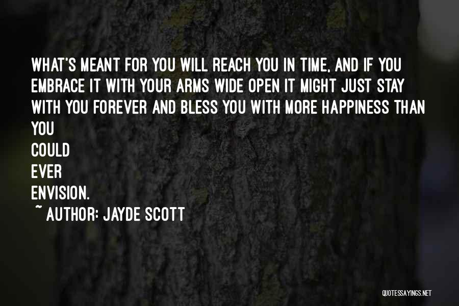 Love You Forever More Quotes By Jayde Scott