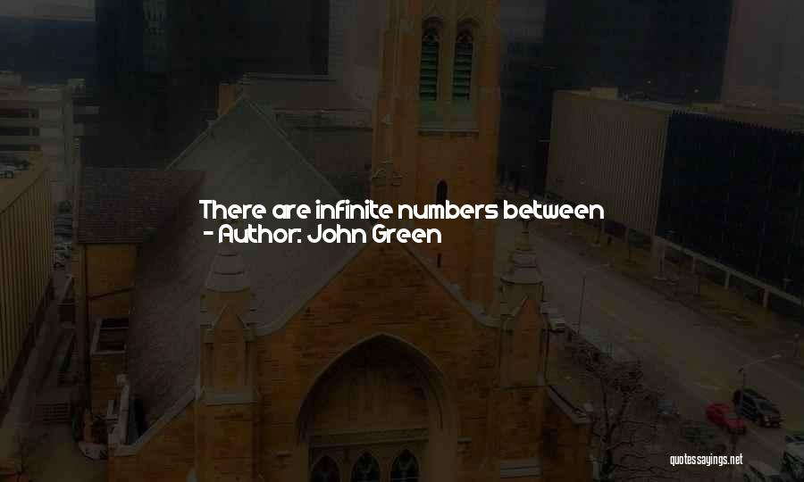 Love You Forever More Quotes By John Green