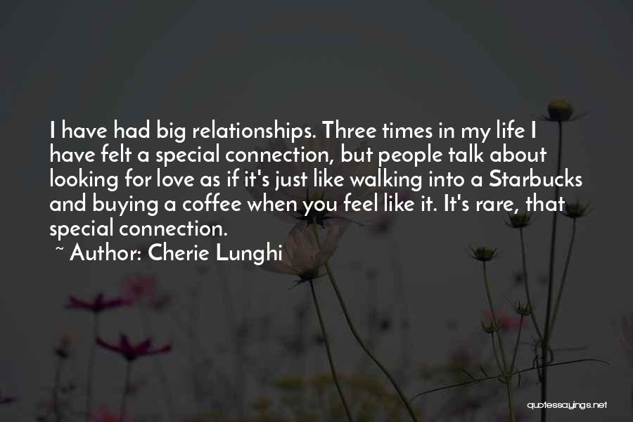 Love You Like Coffee Quotes By Cherie Lunghi