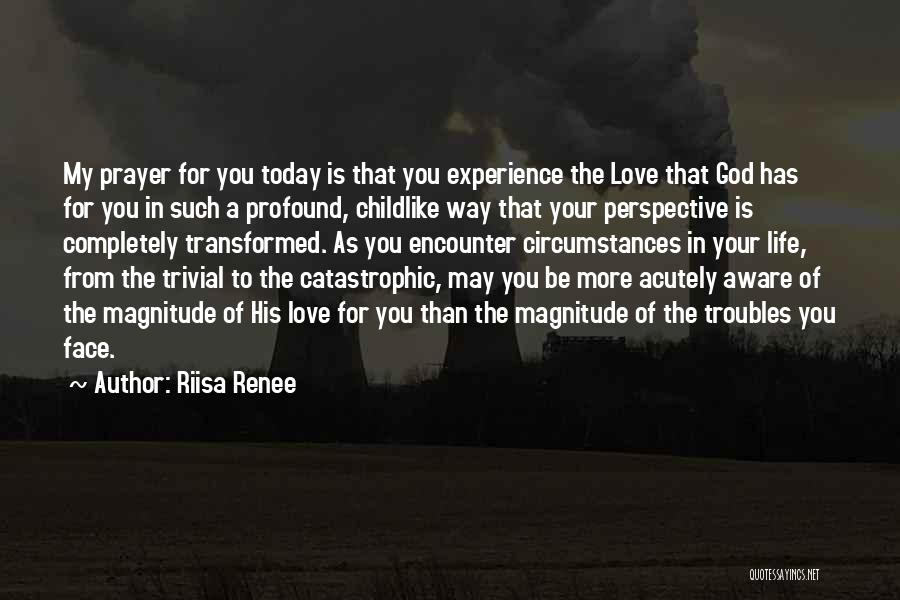 Love You More Today Quotes By Riisa Renee
