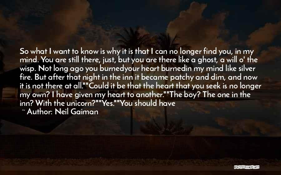 Love You My Boy Quotes By Neil Gaiman