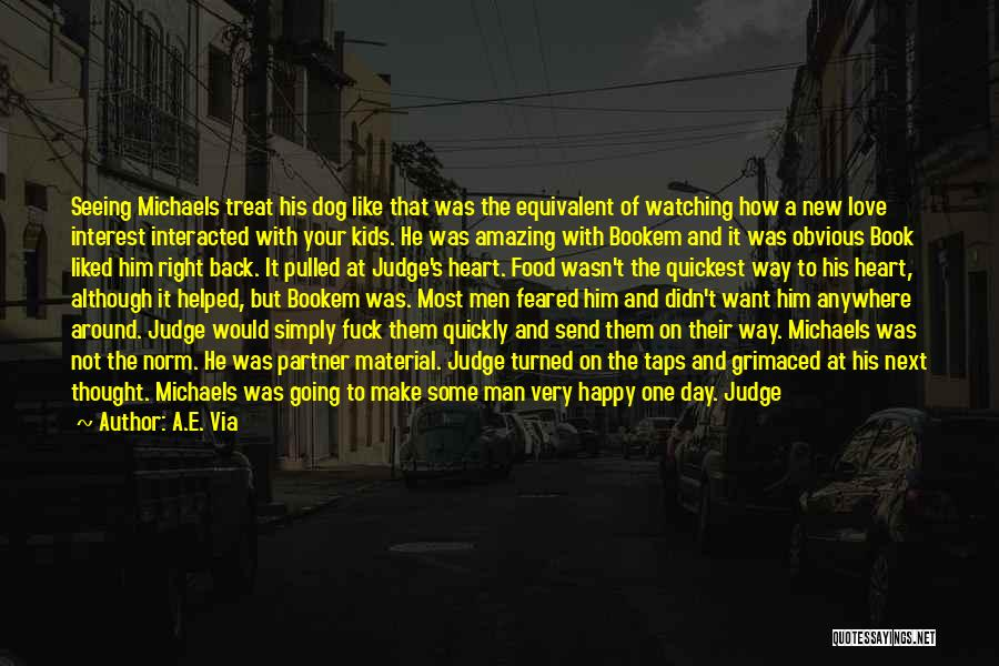 Love Your Day Quotes By A.E. Via