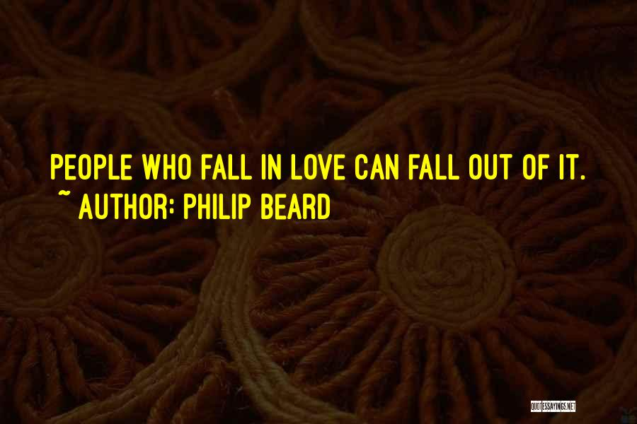 Loved One Quotes By Philip Beard