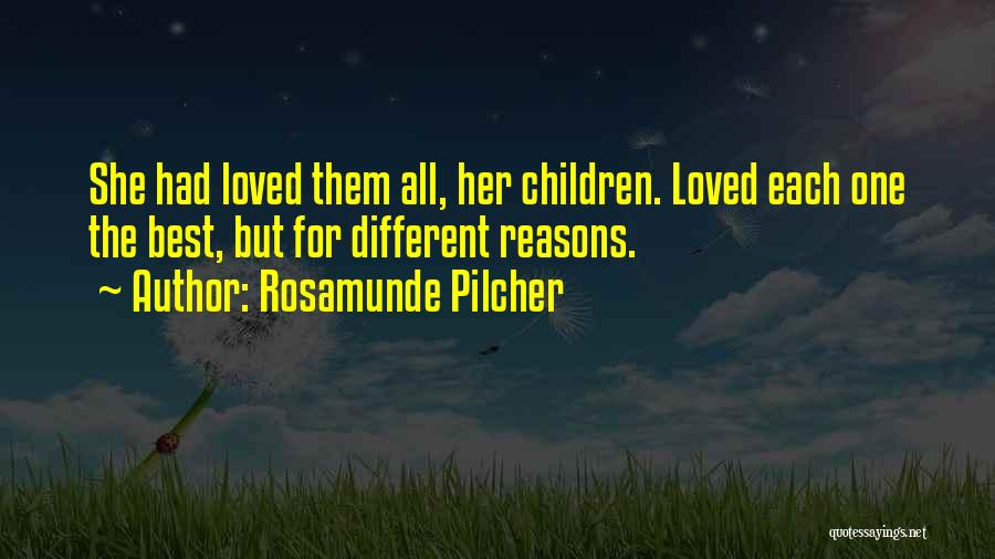 Loved One Quotes By Rosamunde Pilcher
