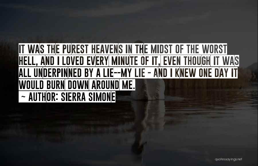 Loved One Quotes By Sierra Simone