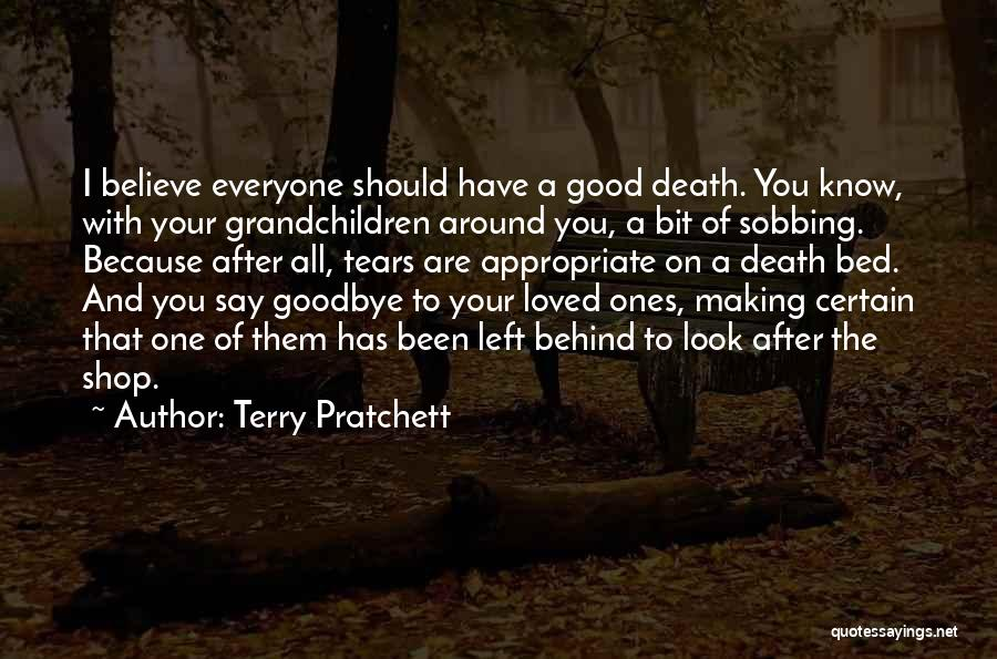 Loved One Quotes By Terry Pratchett