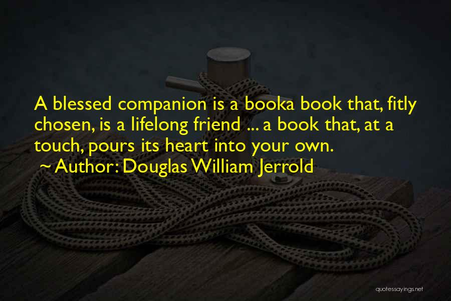 Lovers Touch Quotes By Douglas William Jerrold
