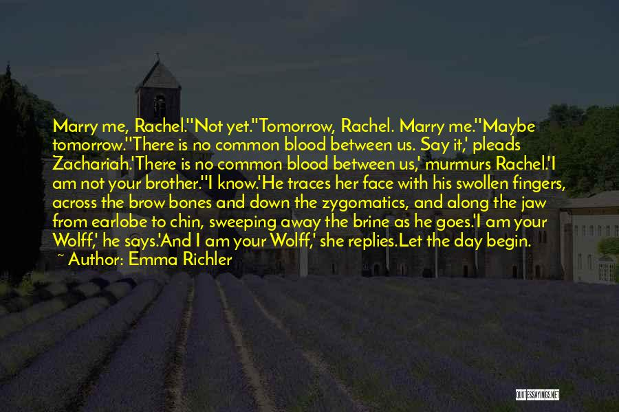 Lovers Touch Quotes By Emma Richler
