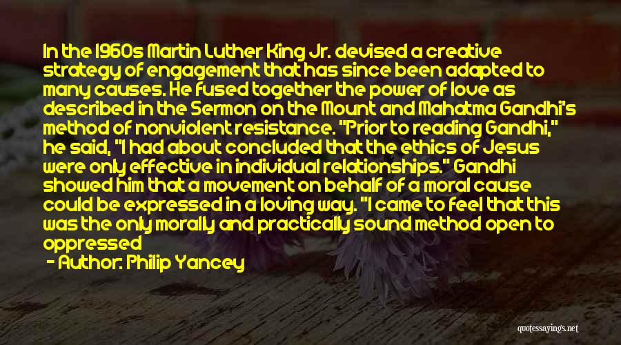 Loving Jesus Quotes By Philip Yancey