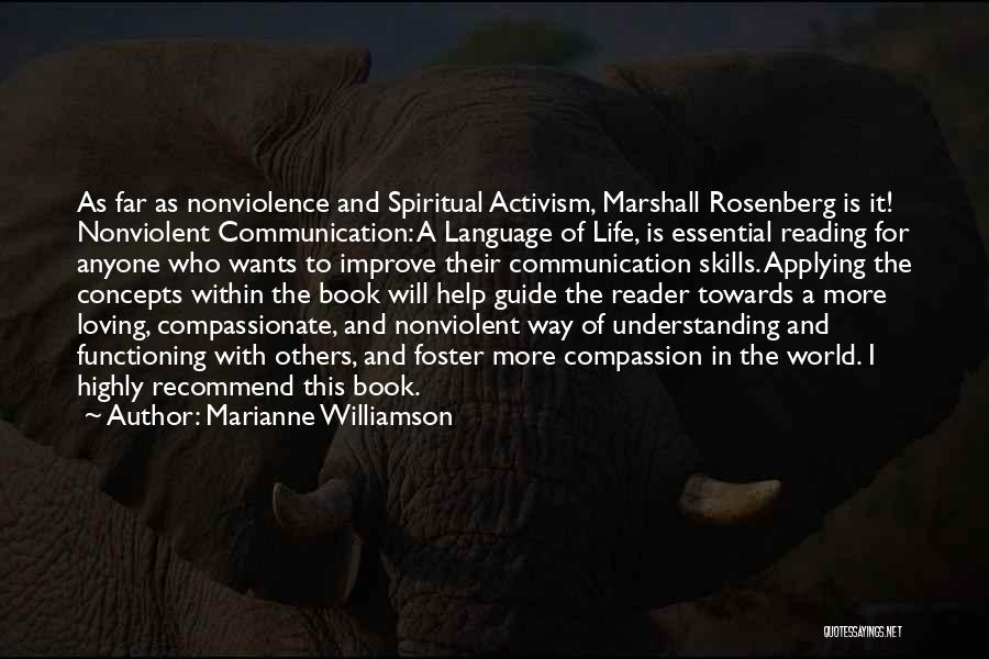 Loving Life As It Is Quotes By Marianne Williamson