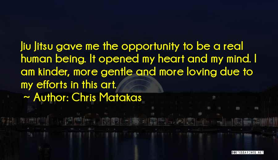Loving Someone With All Your Heart Quotes By Chris Matakas