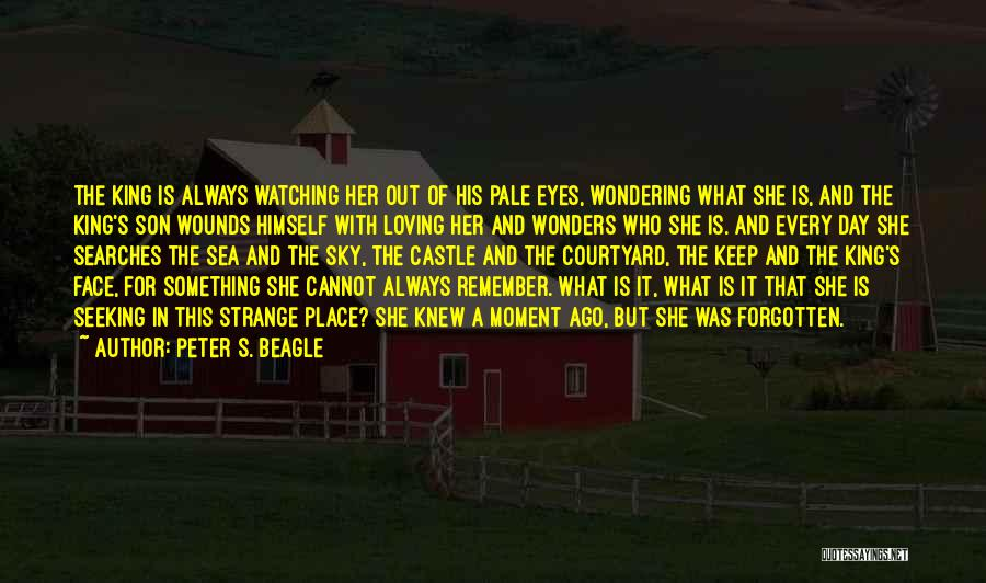 Loving Son Quotes By Peter S. Beagle