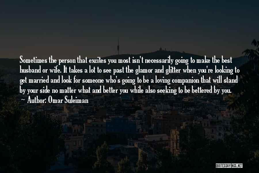 Loving Your Husband Quotes By Omar Suleiman