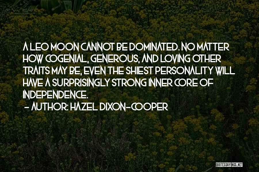 Loving Your Inner Self Quotes By Hazel Dixon-Cooper