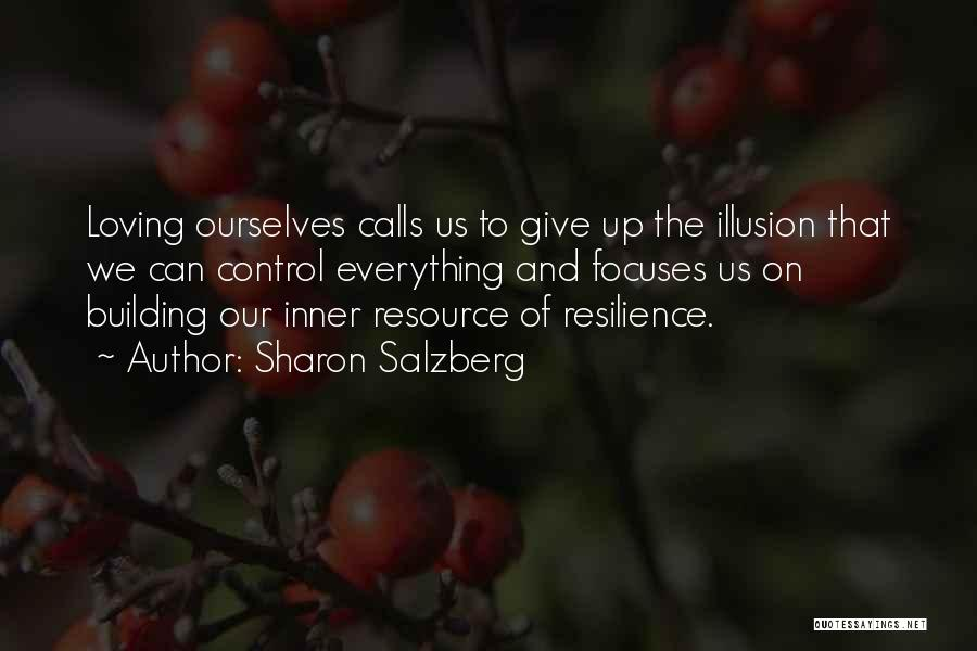 Loving Your Inner Self Quotes By Sharon Salzberg