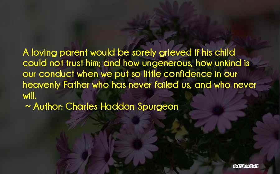Loving Yourself And Self Confidence Quotes By Charles Haddon Spurgeon