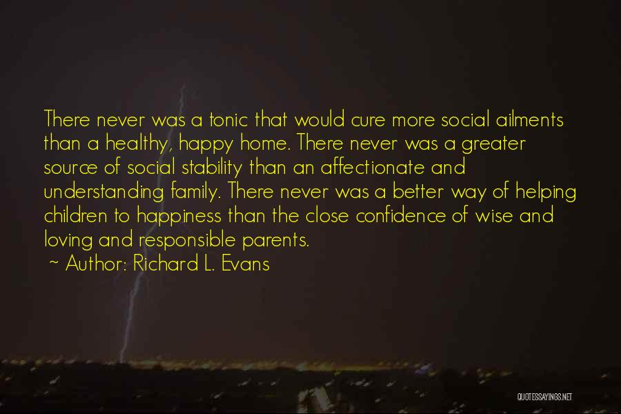 Loving Yourself And Self Confidence Quotes By Richard L. Evans