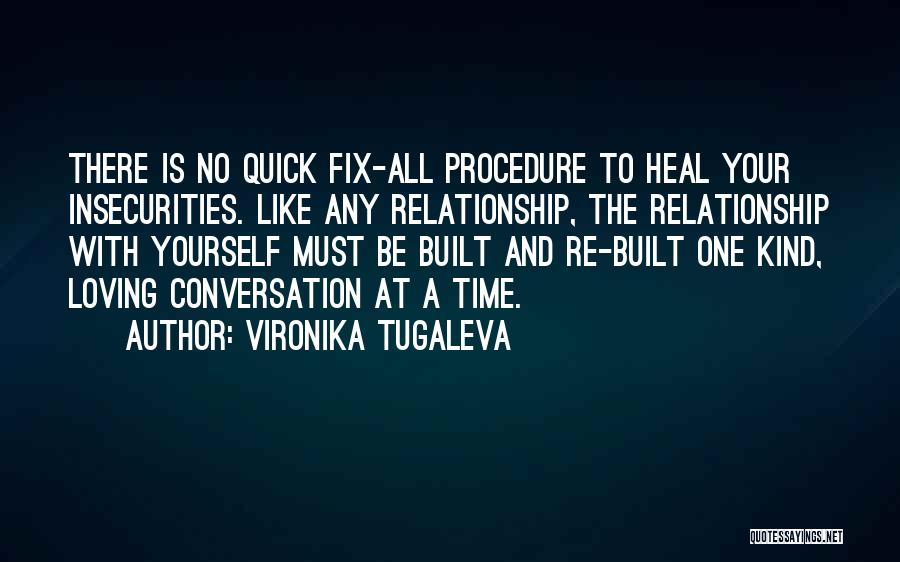Loving Yourself And Self Confidence Quotes By Vironika Tugaleva